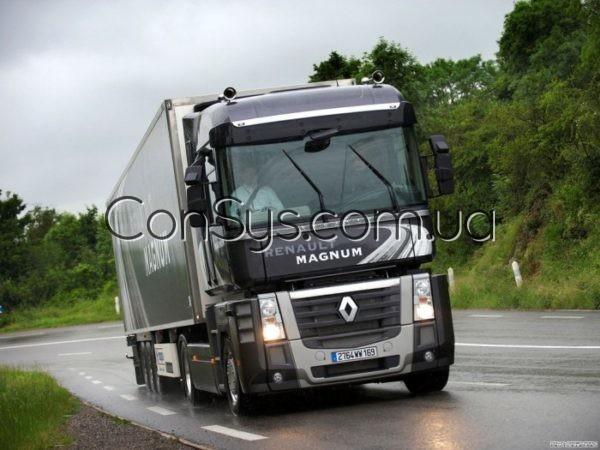 Трос управления акселератором (трос газа) для грузовиков RENAULT AE MAGNUM AE380 (индекс 5010213090)