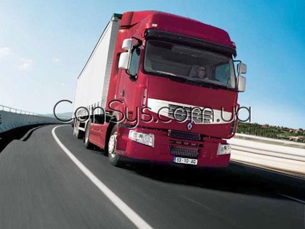 Трос управления акселератором (трос газа) для грузовиков RENAULT PREMIUM TR 4X2 (индекс 5010314176)