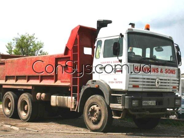 Трос управления акселератором (трос газа) для грузовиков RENAULT MAXTER G340 (индекс 5010213506)