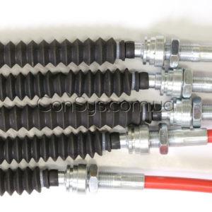 Трос управління акселератором (трос газу) для вантажівок RENAULT AE MAGNUM 520 (індекс 5010213090)