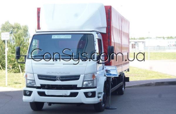 Трос управления акселератором (трос газа), Трос ТНВД для грузовиков КамАЗ-4307