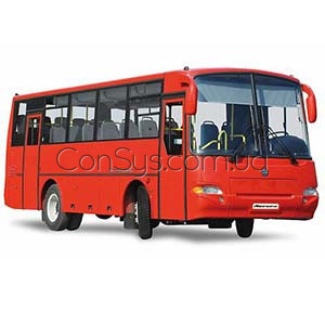 Трос выбора скоростей коробки передач, Трос КПП (ZF 6S700), автобус КаВЗ-4328 (кулиса МТ-210)