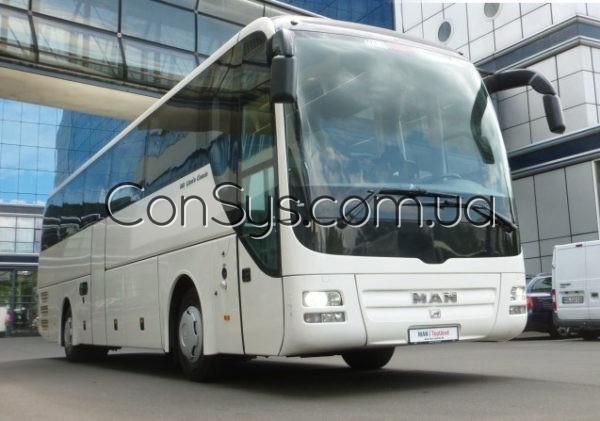 Трос переключения КПП автобус MAN R07 (Lion's)