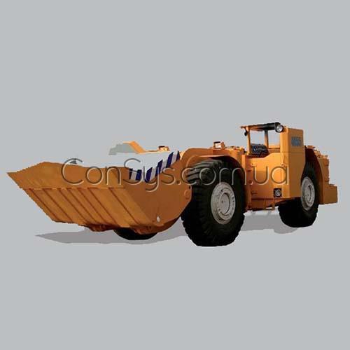 Трос останова двигателя БелАЗ МоАЗ-4055-21
