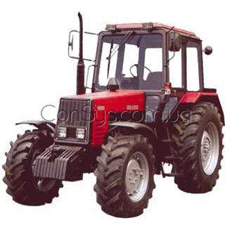 Трос останова двигателя, трактор МТЗ-1000